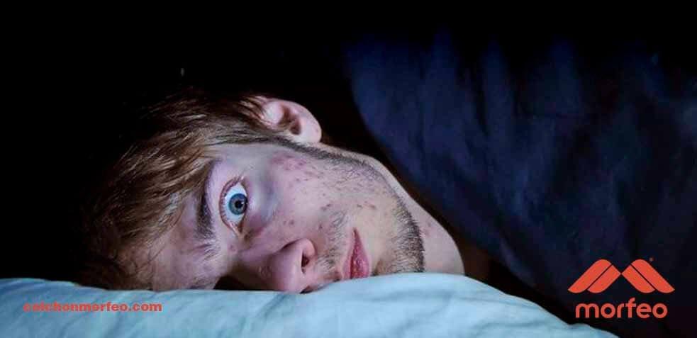 ¿Por qué tengo insomnio?