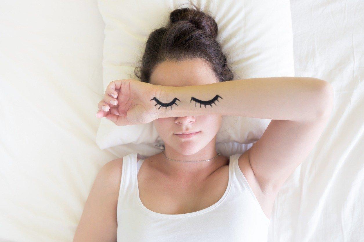 Pasamos mas de 1/3 de nuestras vidas durmiendo