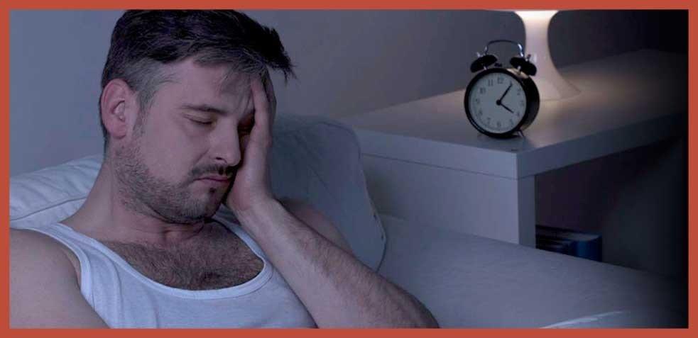 principales causas del insomnio