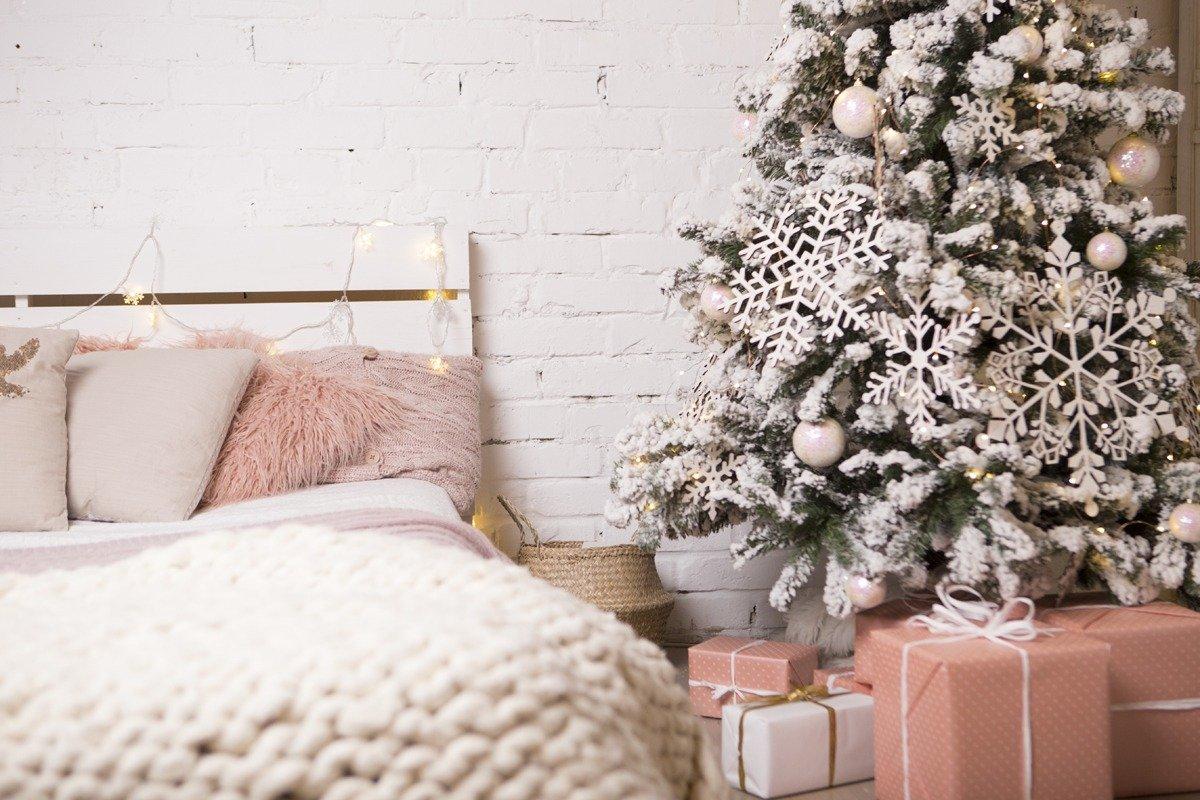 Decoracion de Navidad con Morfeo