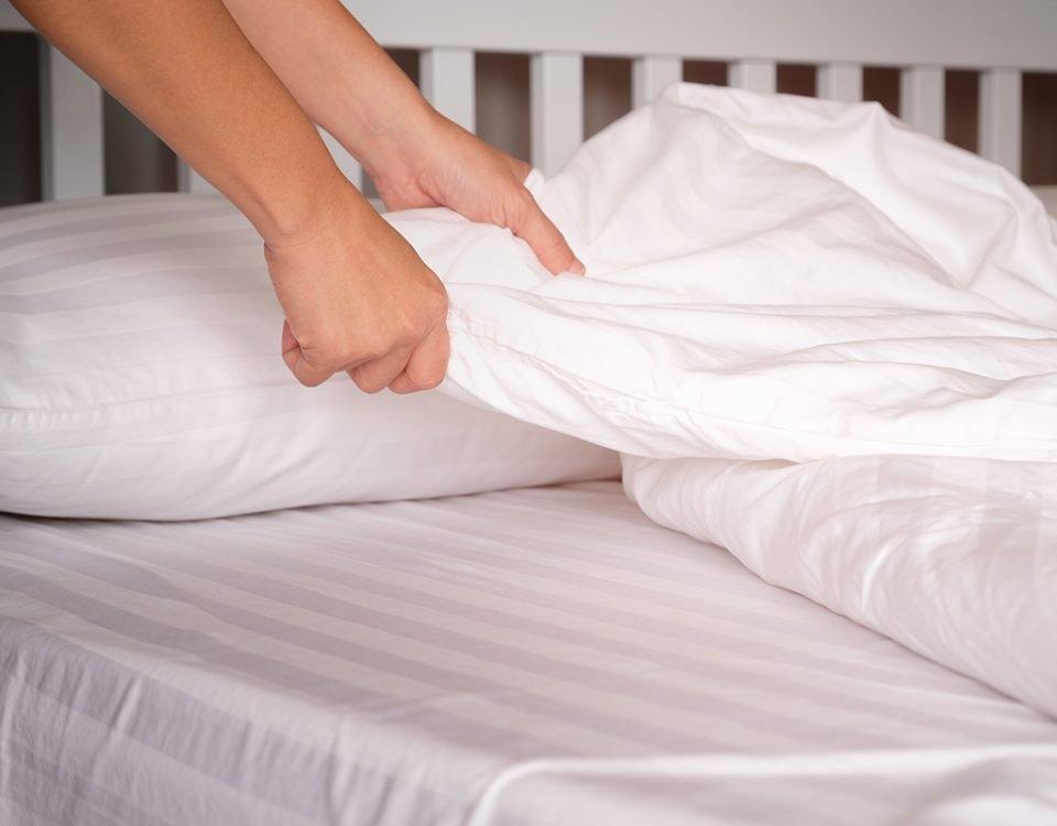 Olores producidos con el uso de la cama