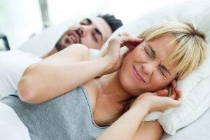 Problemas de apneas y ronquidos
