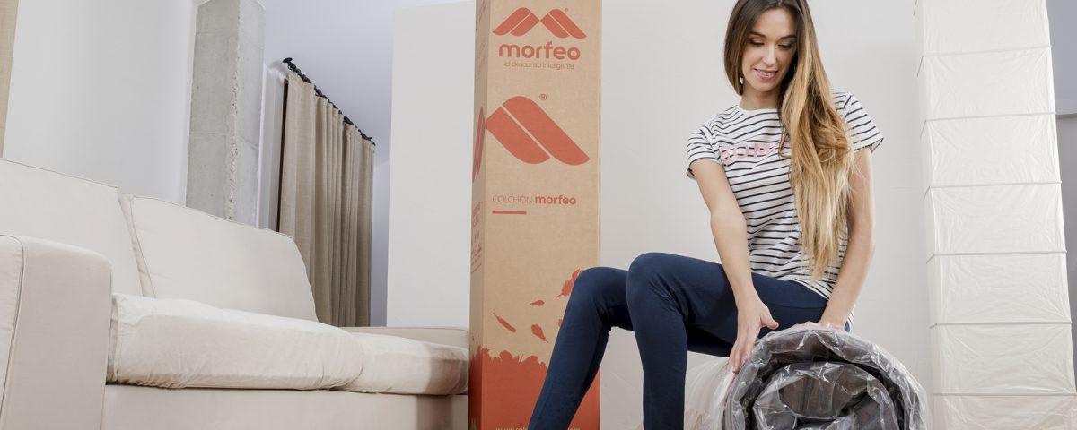 Colchón enrollado Morfeo