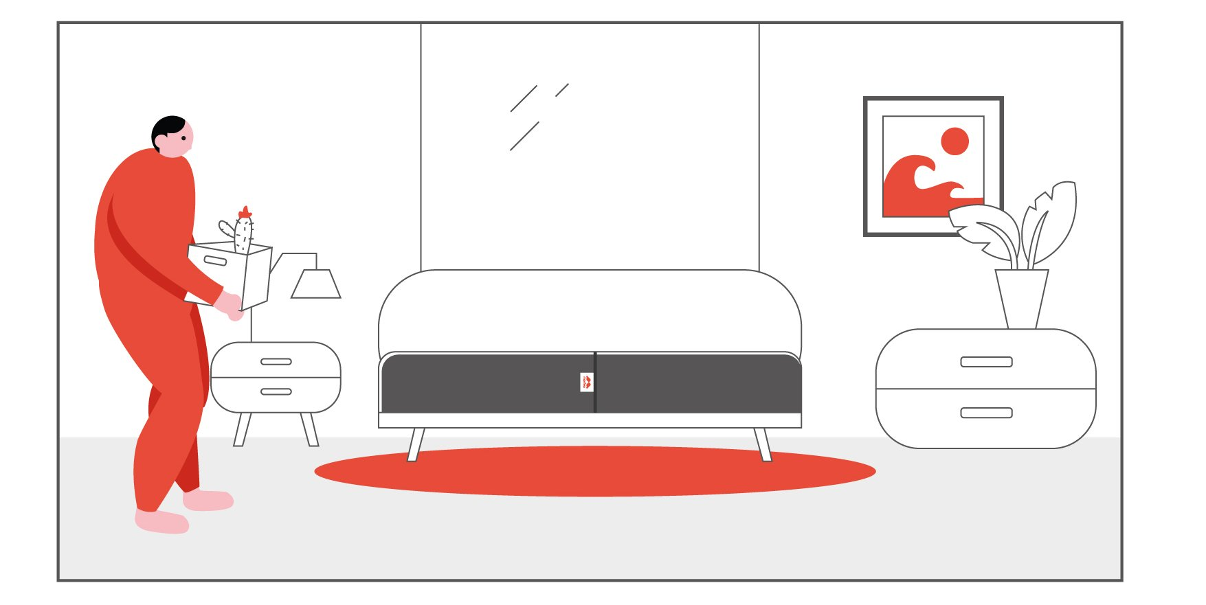 Guía medidas de colchón