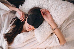 Dormir placidamente en un colchón