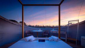 colchón para hoteles