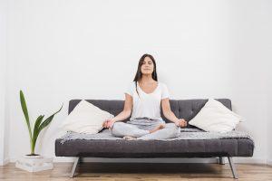 Ejercicio de relajacion para dormir