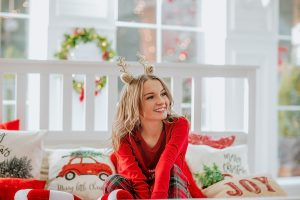 ideas decoración Navideña para tu habitacion